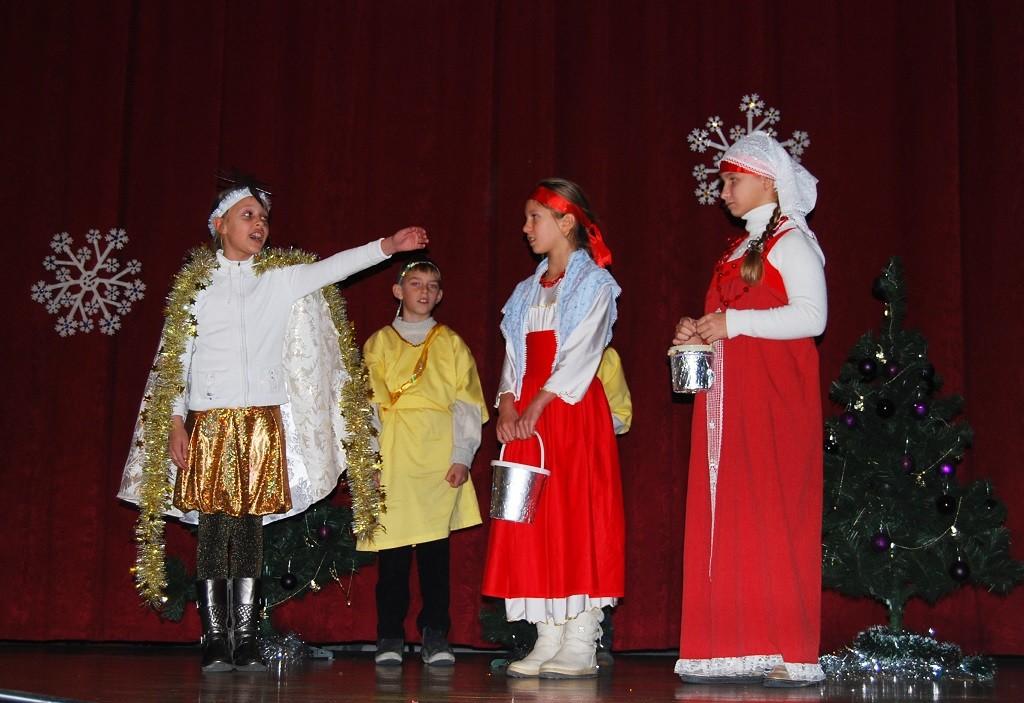 Рождественские звоны 2013 г.